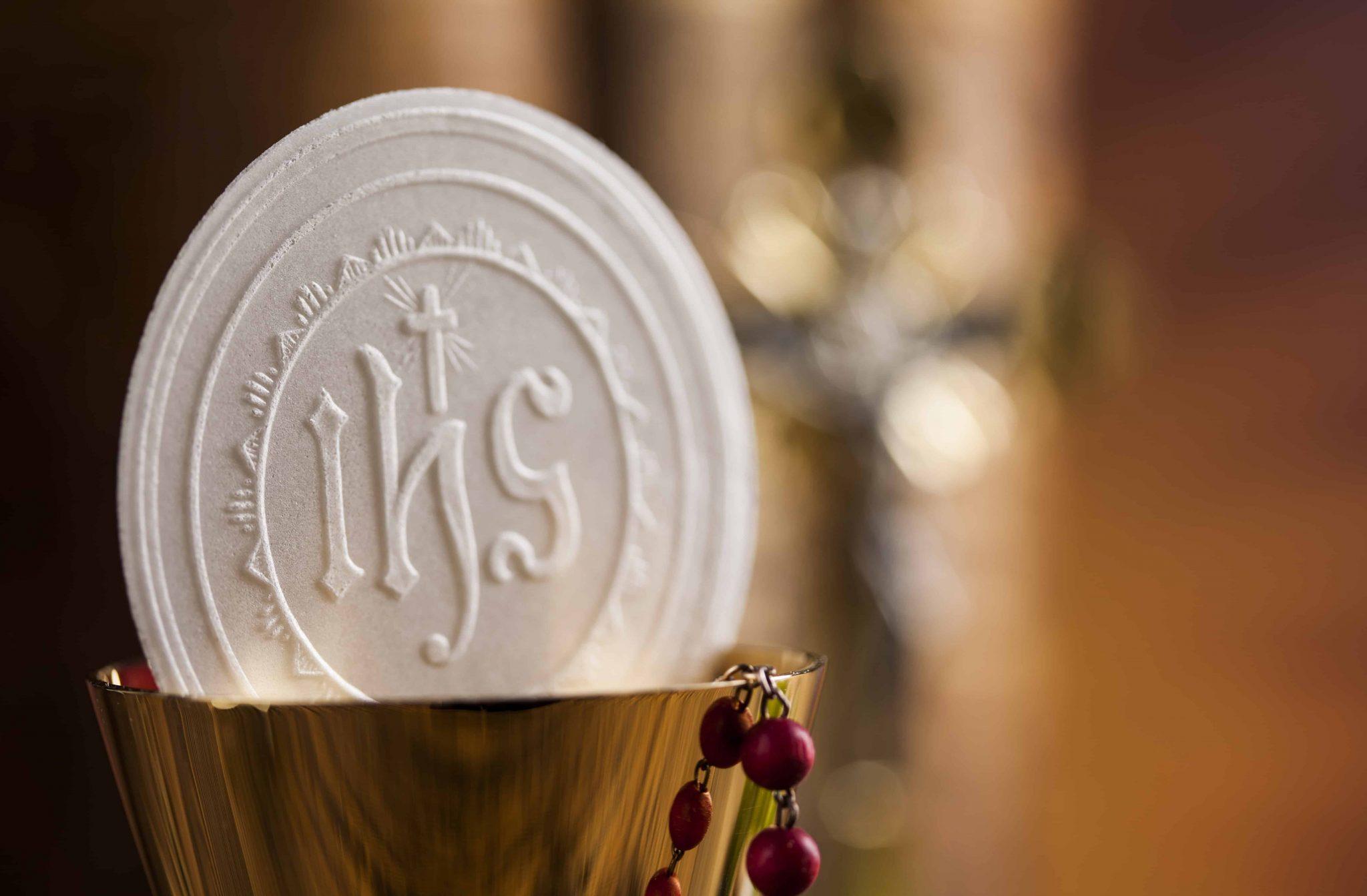 Eucharist (Holy Communion) – Saint Elizabeth Ann Seton