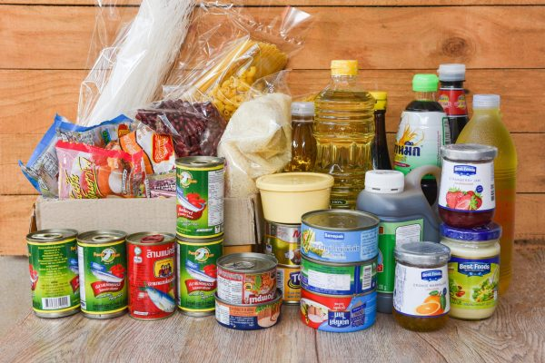 Mother Seton Food Pantry<br>Items in Great Need