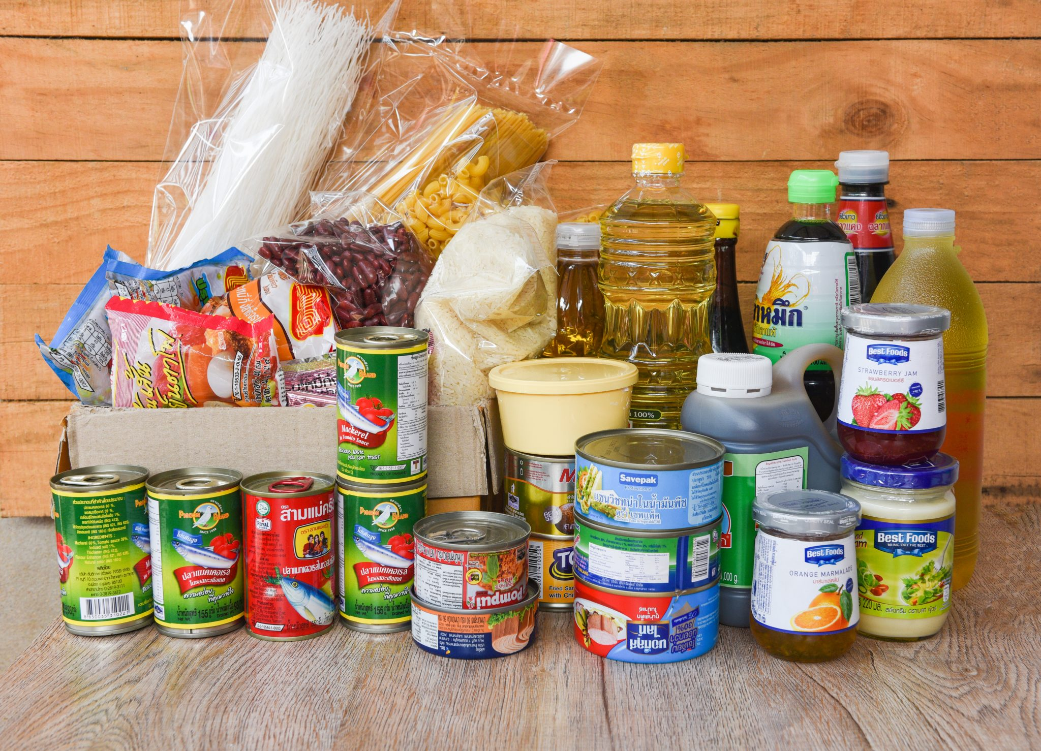 Mother Seton Food PantryItems in Great Need