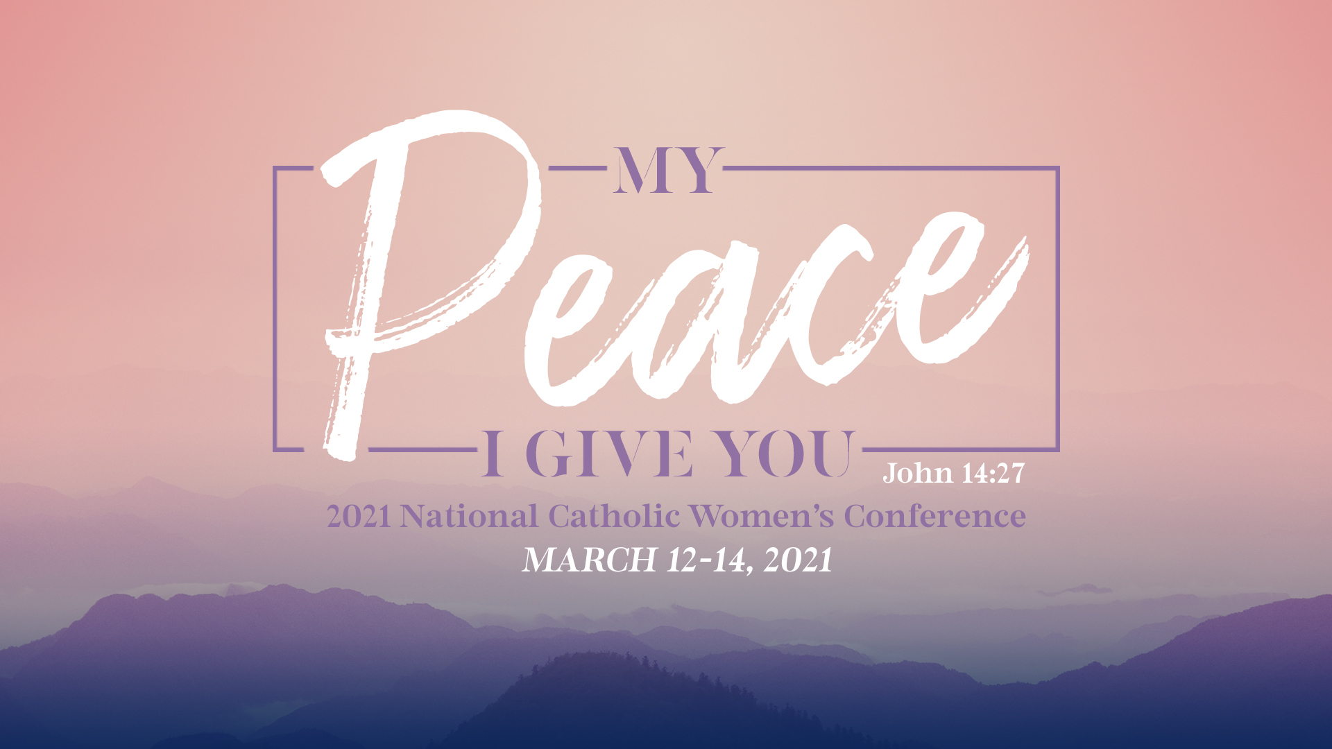National Catholic Women's ConferenceMarch 12-14