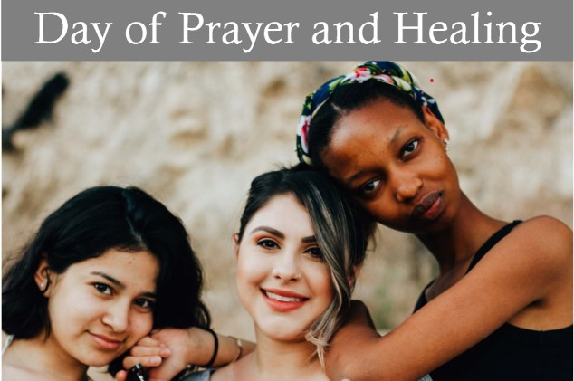 Day of Prayer and HealingMarch 20th