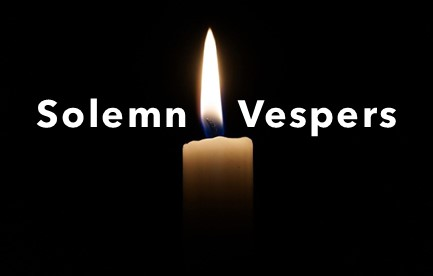Solemn VespersMarch 19th