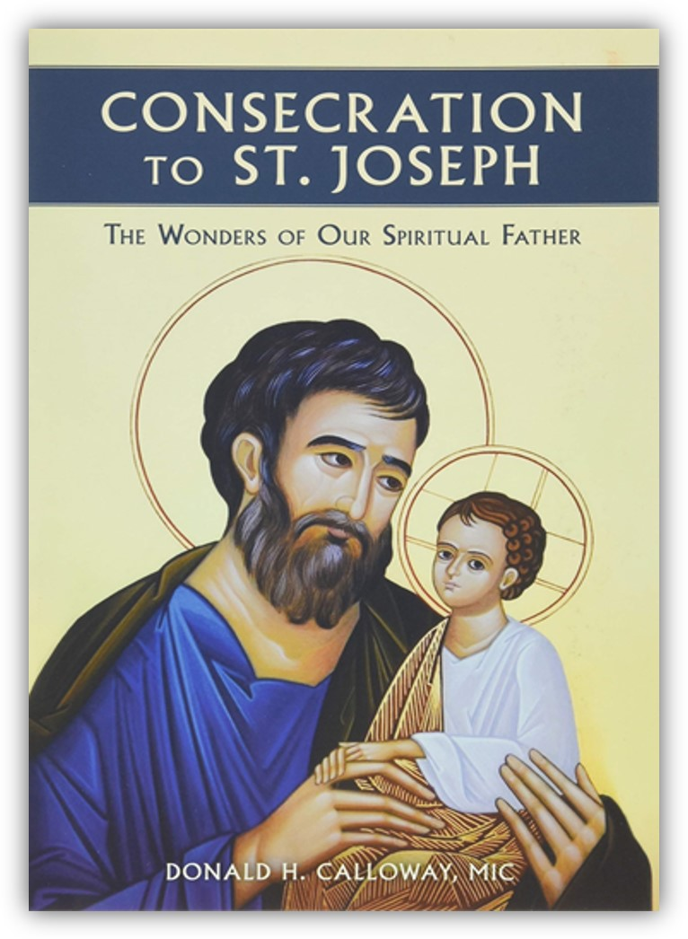 Preparation for Consecration toSaint Joseph May 19-June20