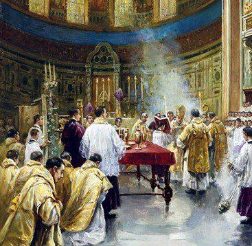 Mass in Extraordinary FormApril 23rd
