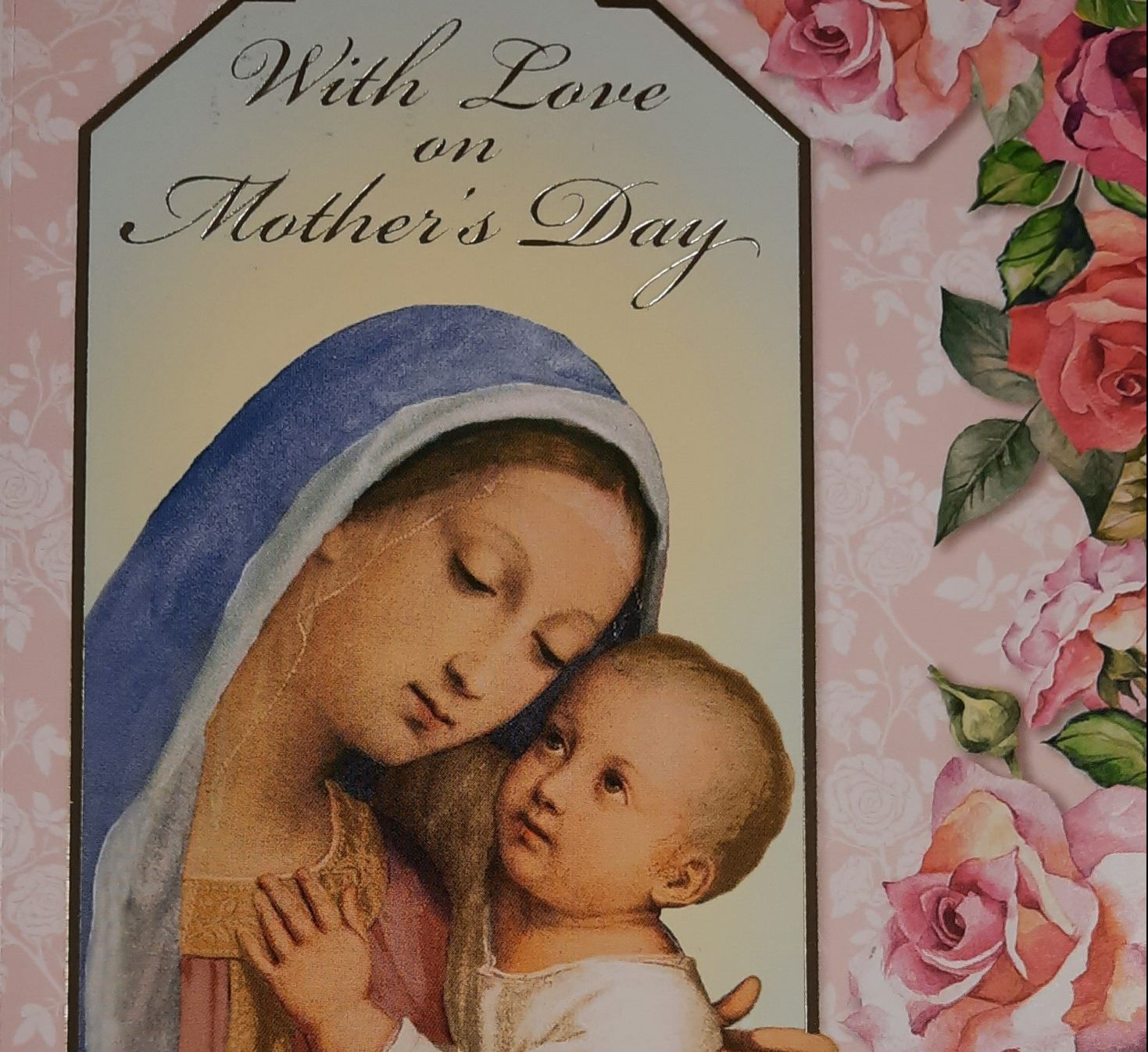Mother's Day Spiritual Bouquet CardsMay 2021