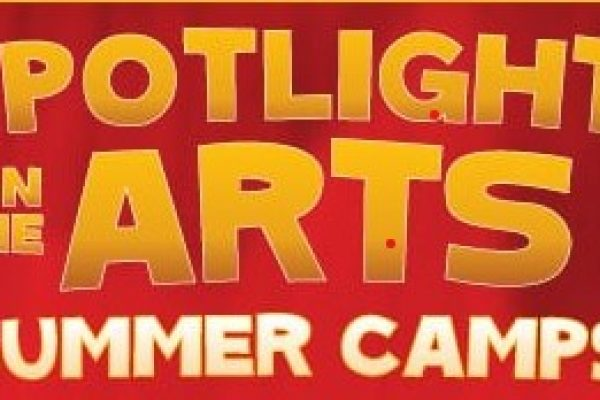 Spotlight on the Arts Summer Camps<br>July 12-23