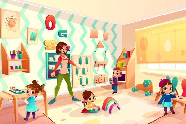 Nursery is Open!